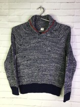J Crew Crewcuts Size 8 Shawl Collar Knit Lightweight Sweater Long Sleeve... - $15.83