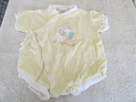 Charter Club Baby One Piece Duck & Bear Outfit 6-9 Mos - $3.99
