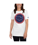 Women's Short-Sleeve USAFF T-Shirt - $17.97+