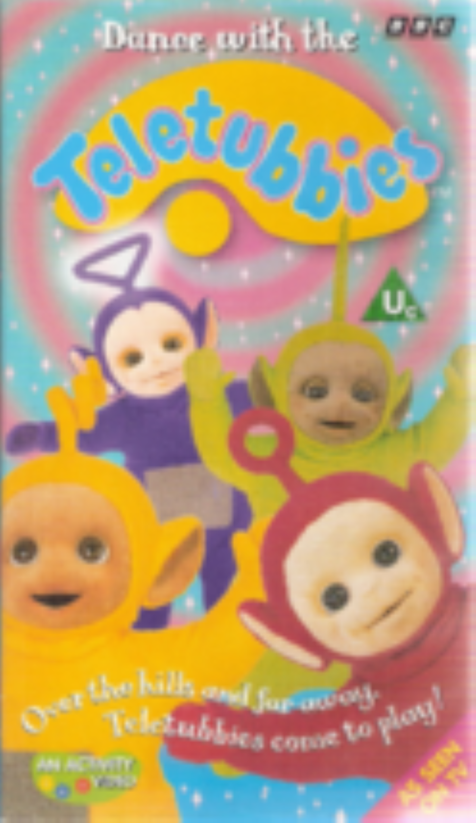 Teletubbies: Dance with the Teletubbies Vhs