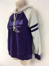 NFL Team Apparel Womens S Baltimore Ravens Hoodie Hooded Sweatshirt - $19.80