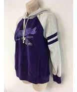 NFL Team Apparel Womens S Baltimore Ravens Hoodie Hooded Sweatshirt - $19.80