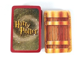 Full Set Diagon Alley & Trunk Cards - 2001 Harry Potter Diagon Alley Boa... - $19.34