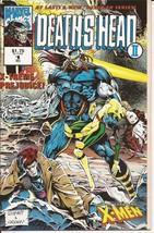 Marvel Death's Head #1 Premiere Issue X-Treme Prejudice X-Men  - $2.95