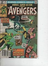 Avengers #35  - September 1981  - Marvel Comics - Pursue the Panther. - $1.03