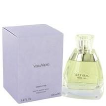 Vera Wang Sheer Veil By Vera Wang Eau De Parfum Spray 3.4 Oz For Women - $65.82
