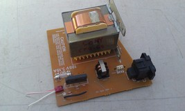 7JJJ39 Power Supply From Sony CFD-68: 120VAC In, 12VDC Nominal Out (13.6VNL) Vgc - $22.54