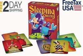 Sleeping Queens card game family board games fun playing party friends - $16.78