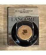 Lancome BRONZED MAGNESIUM (METALLIC) 129 Color Design Eyeshadow 100% AUT... - $19.98