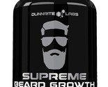 Beard Vitamins Leader in Facial Hair Growth Supplements Thicker Fuller 30 Caps