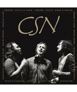 Crosby Stills & Nash 4 CD Boxset - $31.98