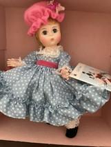 "Vintage Madame Alexander 8""Miss Muffet  # 452 Mint in Box - $14.52"