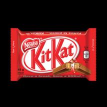 1 Kit Kat Chocolate Bar Full Size 50g Each NESTLE Canada FRESH DELICIOUS - $9.85