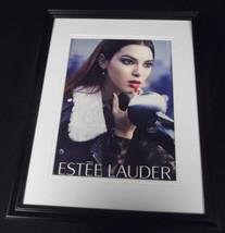 Kendall Jenner 2015 Estee Lauder Framed 11x14 ORIGINAL Advertisement E - $22.55