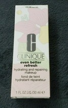 Clinique Even Better Refresh Hydrating & repairing makeup CN 08 linen NIB 1 oz - $18.58
