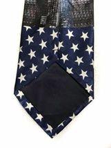 Fratello World Trade Center Twin Towns Novelty Tie Necktie image 5