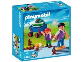 Playmobil Zoo Visitors - $45.22