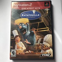 Ratatouille Playstation 2 Disney Pixar - $4.99