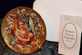 "1992 ""Dearest Kiss"" Commemorative Plate by John Grossman AA20-CP2311 Vintage Rom image 2"