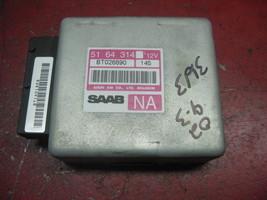 00 01 02 saab 9-3 automatic transmission computer module 5164314 tcm tcu - $14.84