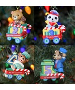Hallmark: Child's 2nd, 3rd, 4th & 5th Christmas - Child's Age Collection... - $24.26