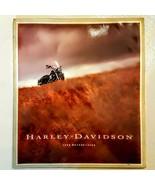 HARLEY DAVIDSON Motorcycle Catalog 1994 Full Color Sales Brochure Book F... - $23.76