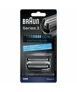 Braun Shaver Replacement Part 32 B Black BRAND NEW - $34.18