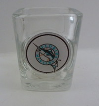 MLB Baseball Florida Marlins Square Shot Glass - $14.95