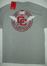 NWT 2017 CROSS COUNTRY BIG 12 CHAMPIONSHIP T Shirt Round Rock Texas Size... - €8,78 EUR
