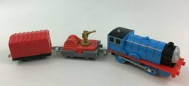 Thomas and Friends Trackmaster Motorized Train Firefighter Car Mattel 2013 A8 - $17.77