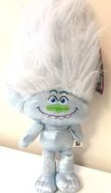 "Large Dreamworks Trolls Guy Diamond Plush Toy 14"" Stuffed Animal Toy. Nwt - $15.34"