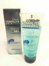 Gillette Compete Skin Care Fragrance Free Soothing After Shave Gel Rare ... - $64.34