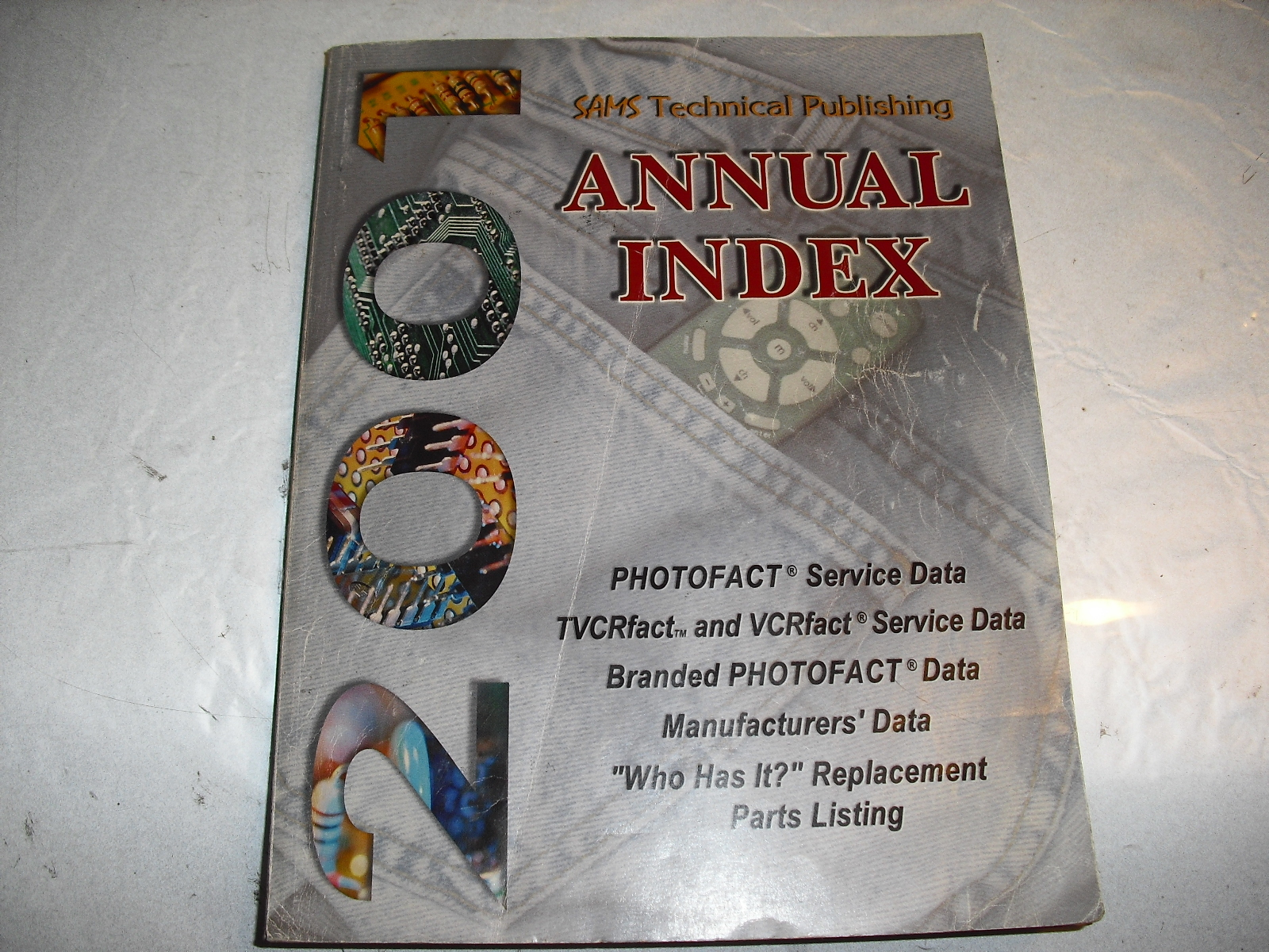 annual  index  sams technical  publising