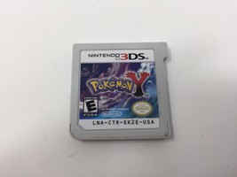 Nintendo 3DS Pokemon Y Game Only Tested - $14.01