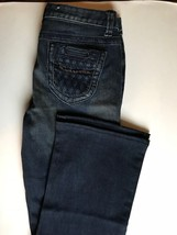DKNY Soho Jeans  Regular Fit Boot Leg Jeans W 30 - $17.00