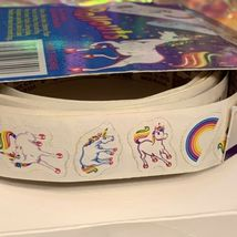 Vintage Lisa Frank Rollouts 90s Markie Unicorn YAY HTF Good Condition image 3