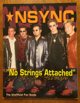 NSYNC No strings attached unofficial fan guide 2000 - $28.04