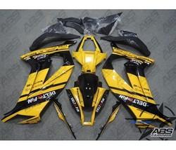 Sun Deltafin Edition - 11-15' ZX10R - $300.00