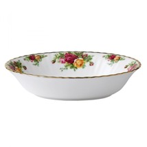 Royal Albert Old Country Roses Open Vegetable Bowl SET OF 2 NEW - $140.24