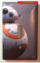 Star Wars BB8 BB-8 Light Switch Power Duplex Outlet Wall Plate Cover Home decor