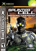 Tom Clancy's Splinter Cell: Pandora Tomorrow (Microsoft Xbox, 2004) - $4.89