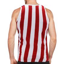 Men's USA American Flag Sleeveless Shirt Summer Beach Patriotic Tank Top image 15