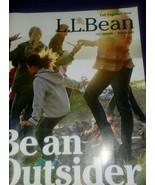 LL BEAN L.L. BEAN Christmas-Winter 2017 CATALOG BEAN OUTSIDER - $5.93