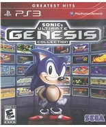 Sonic's Ultimate Genesis Collection (Greatest Hits) - PlayStation 3 [vid... - $18.63