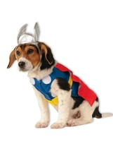 Rubie's Marvel Classic Thor Pet Costume, Medium - $39.55
