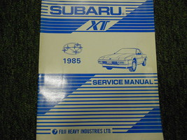 1985 Subaru Xt Service Repair Shop Manual Factory Oem Book Rare 85 Used - $30.85
