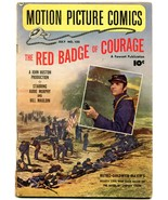 Motion Picture Comics #105 1951- The Red Badge of Courage VG - $117.95