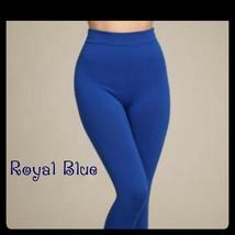 Brand New Color 5 Brand Royal Blue Junior's Full Length Leggings - $7.79