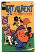 Fat Albert #10 1975- Bill Cosby- Whitman VG/FN - $18.92