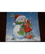 paper napkins, two - ply, New Year, 20 pieces. 33x33. Decoupage, creativ... - $9.00